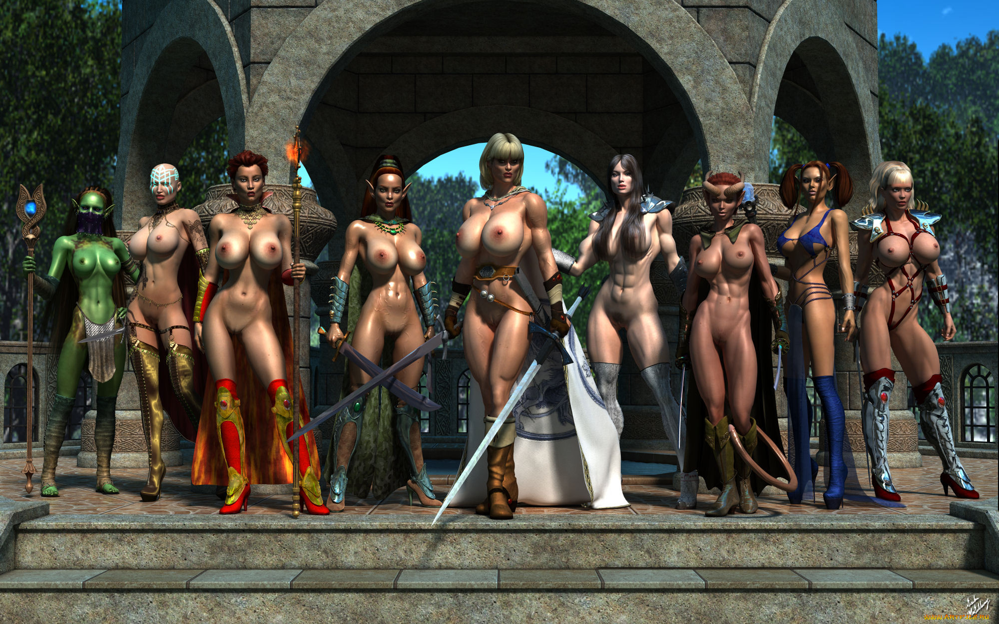 Neverwinter erotic sex gallery